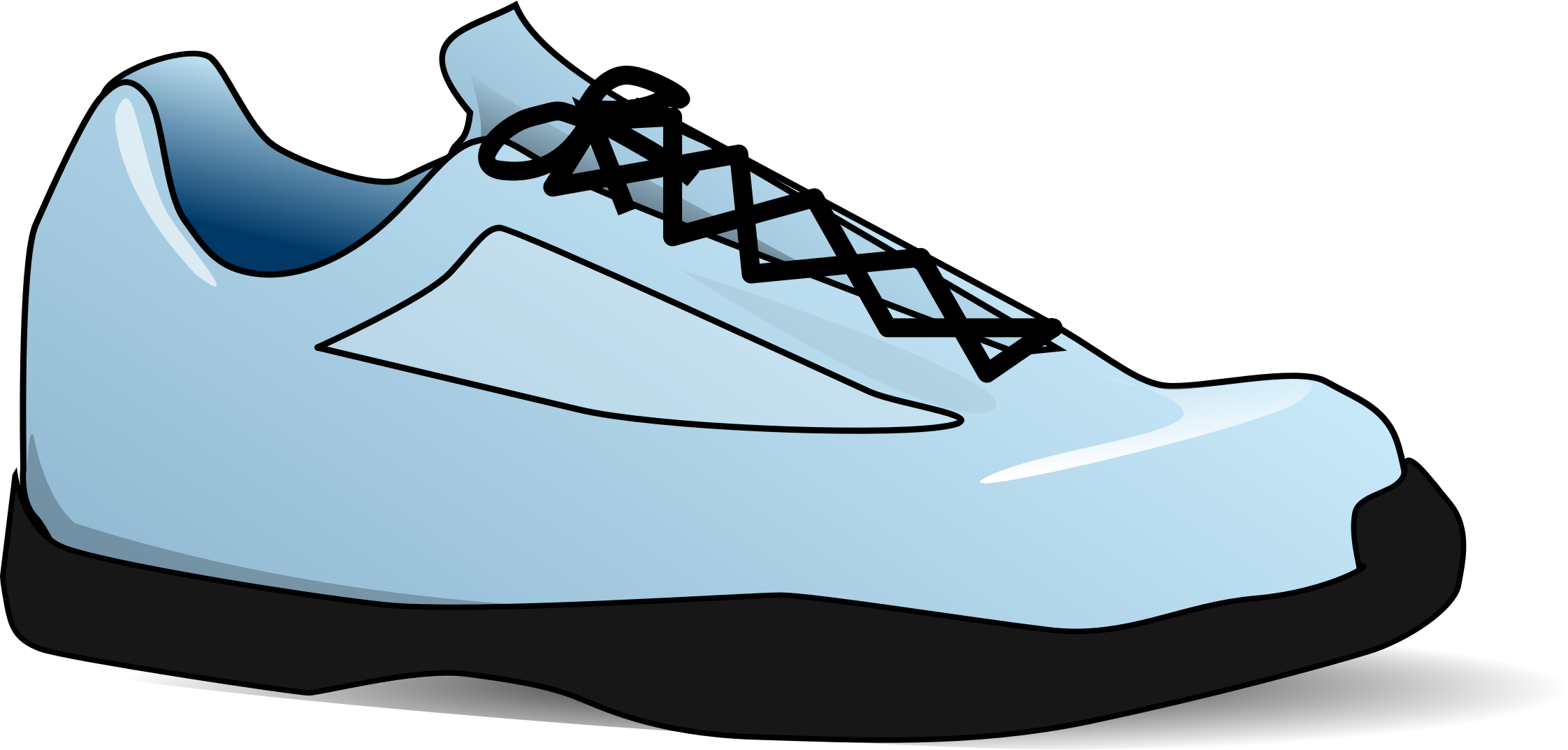 nike shoes clipart at getdrawings com free for personal use nike rh getdrawings com cartoon tennis shoes clip art how to draw cartoon tennis shoes