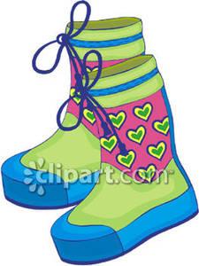225x300 Top 77 Boots Clip Art