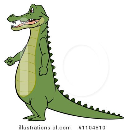 400x420 Halloween Alligator Clipart