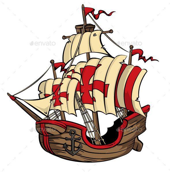 590x597 Sailing Ship Sailing Ships, Ships And Font Logo