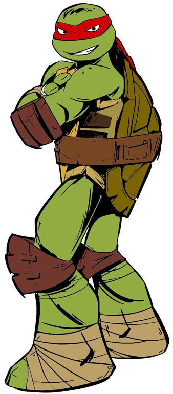 338x770 Teenage Mutant Ninja Turtles Clip Art Cartoon Clip Art