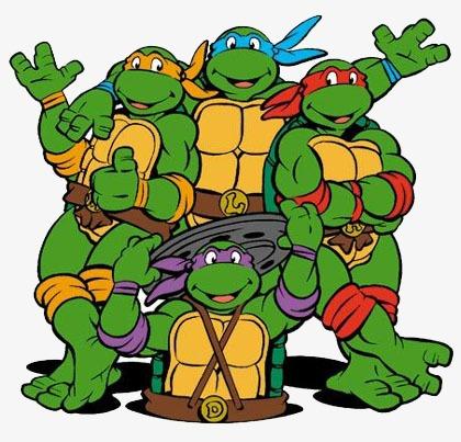 420x403 Ninja Turtle Clip Art Teenage Mutant Ninja Turtles Us Man American