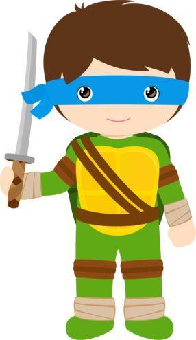 286x495 Tartarugas Ninjas Corel