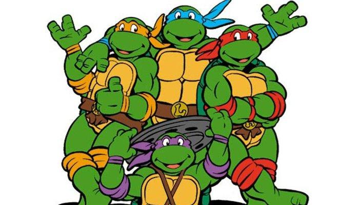 698x400 Ninja Turtles Clipart Jedi