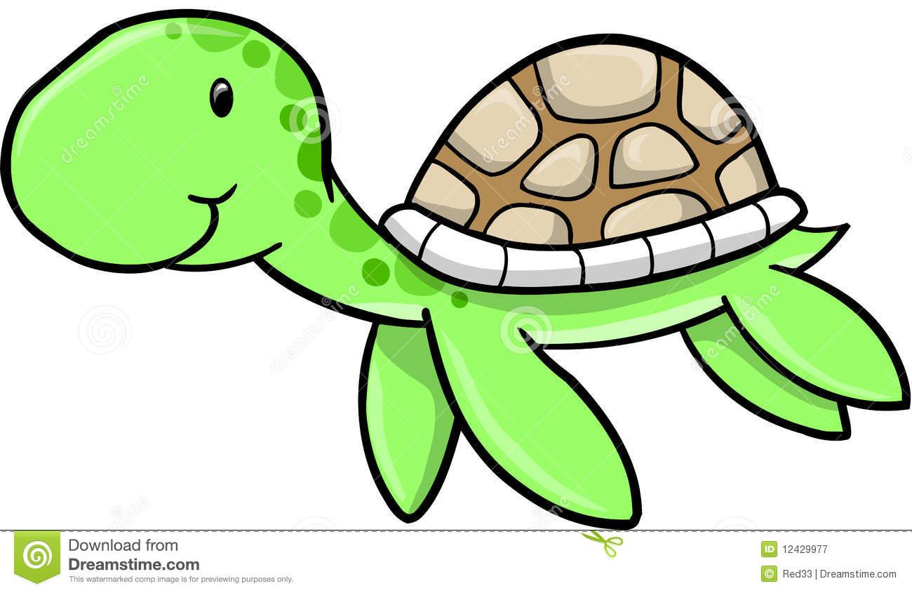 1300x845 Clipart Sea Turtle