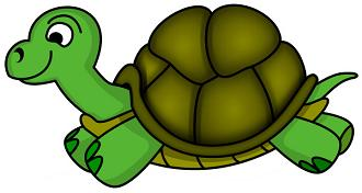 330x176 Turtle Clip Art Black And White Free Clipart Images