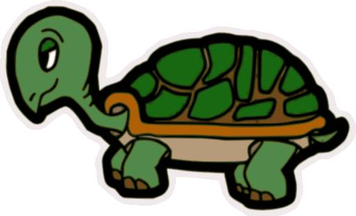 512x311 Cartoon Turtle Clipart Free Clip Art Images Image 9 3