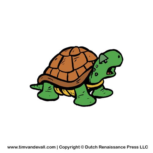 500x500 Turtles Clipart Ninja Turtle Clip Art Grafico De Tortuga Ninja Por