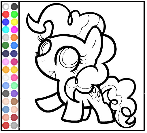 510x461 Coloring Pages For Girls Games My Little Pony Equestria Free 29904