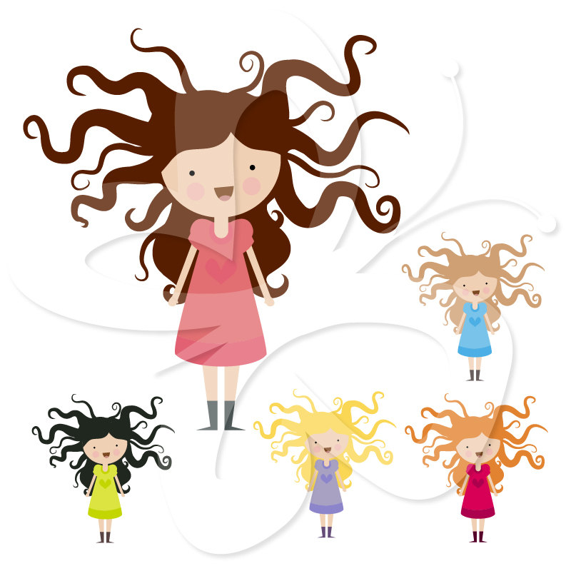 800x800 Crazy Hair Clip Art Free Collection Download And Share Crazy