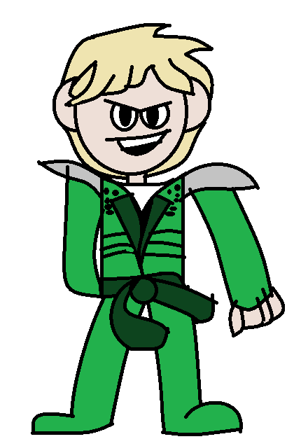 410x627 Ninjago Lloyd Garmadon By Bendy Gamer Yt