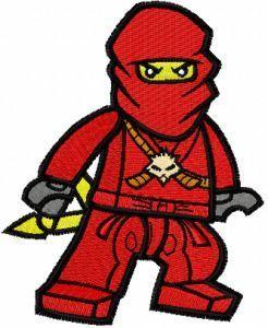 246x300 Lego Ninjago Kai 2 Svg Ninjago Kai, Lego