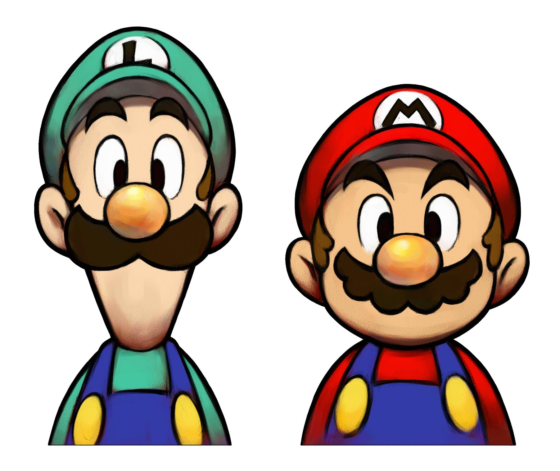 1804x1516 Mario And Luigi Clipart Amp Mario And Luigi Clip Art Images