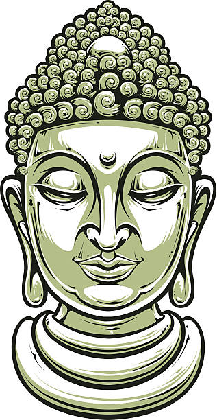 317x612 Nirvana Buddhas Clipart Collection
