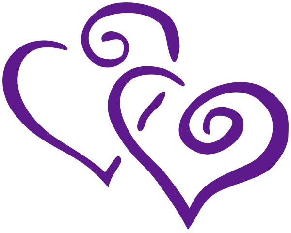 600x481 Intertwined Hearts Clip Art Clipart Panda