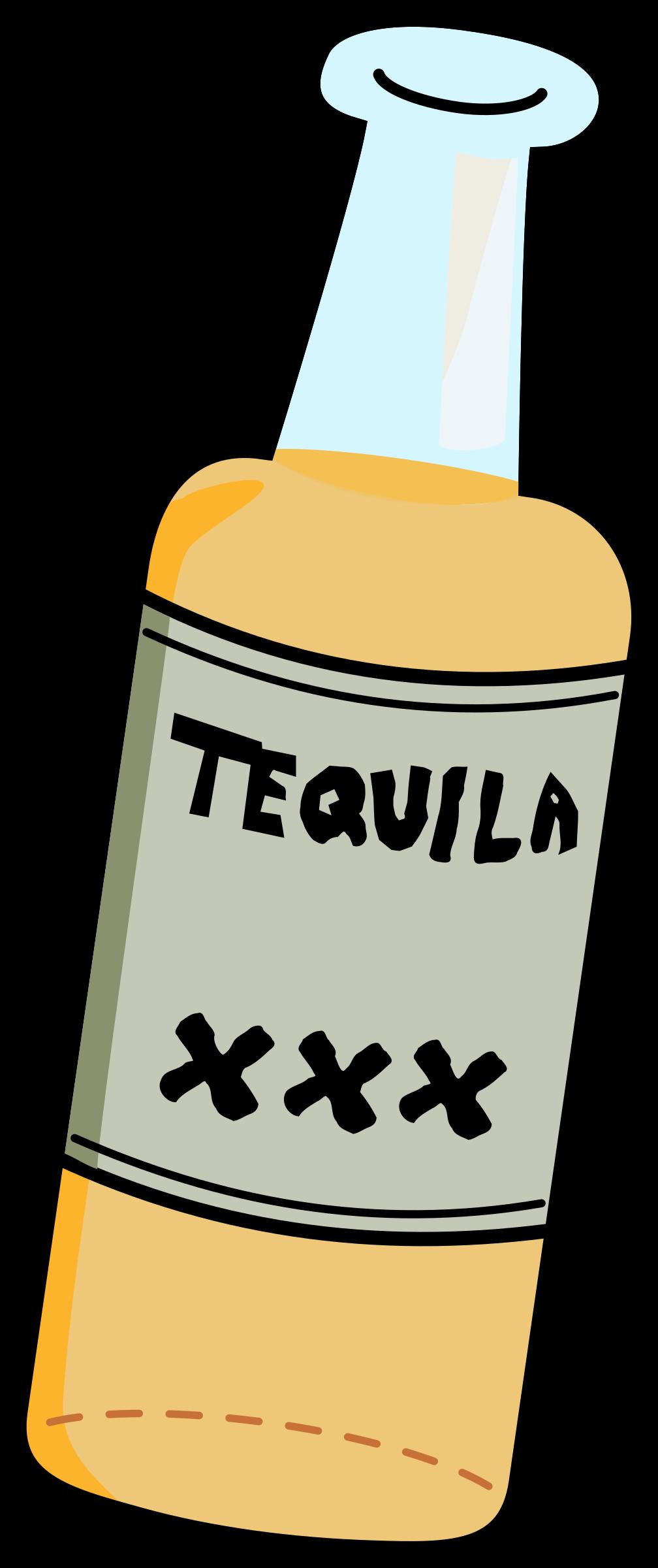 1008x2400 Bottle Clipart Tequila