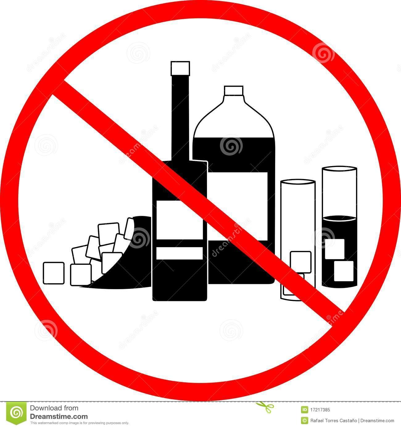 1300x1390 Alcohol Clipart No Smoking