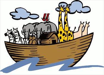 350x252 Free Noahs Ark Clipart
