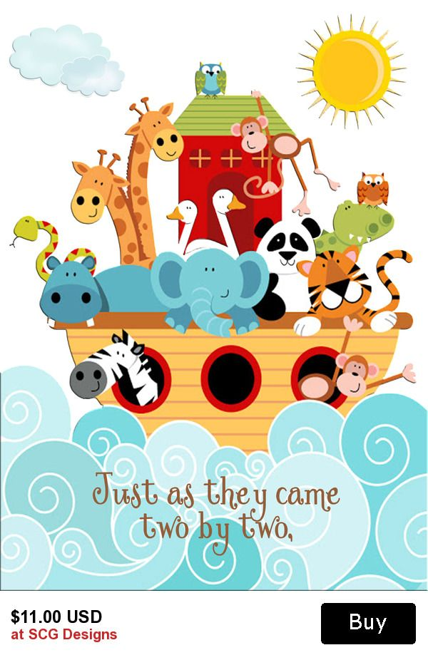 600x926 Noah's Ark Baby Shower Invitation 2 Sided All Bout Baby Shower