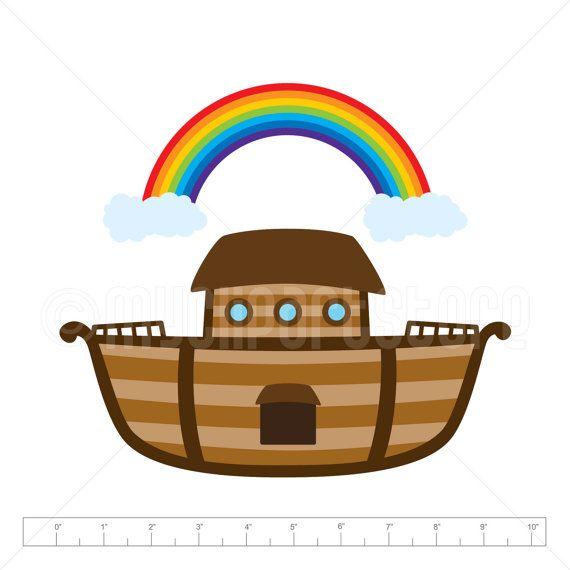 570x570 Clipart Noah's Ark Bible Stories Ship Boat Single Arca