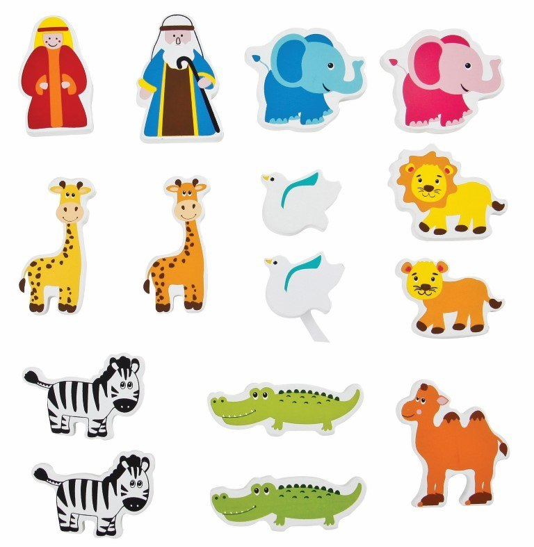 Noahs Ark Animal Clipart At Getdrawings Com Free For