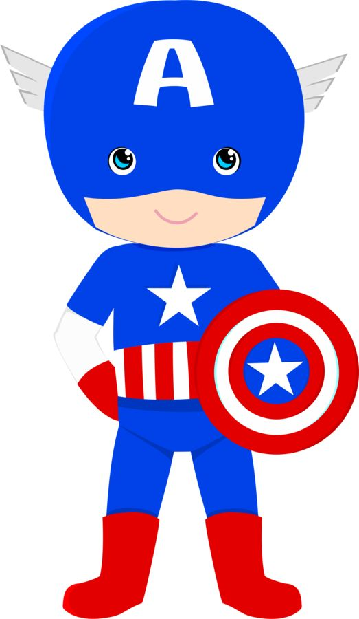 523x900 America Clipart Cartoon