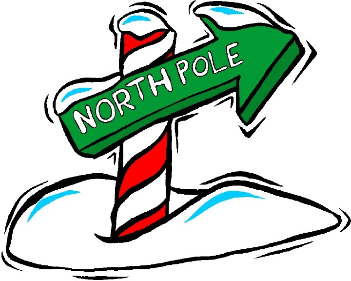 720x576 Collection Of North Pole Sign Clipart High Quality, Free