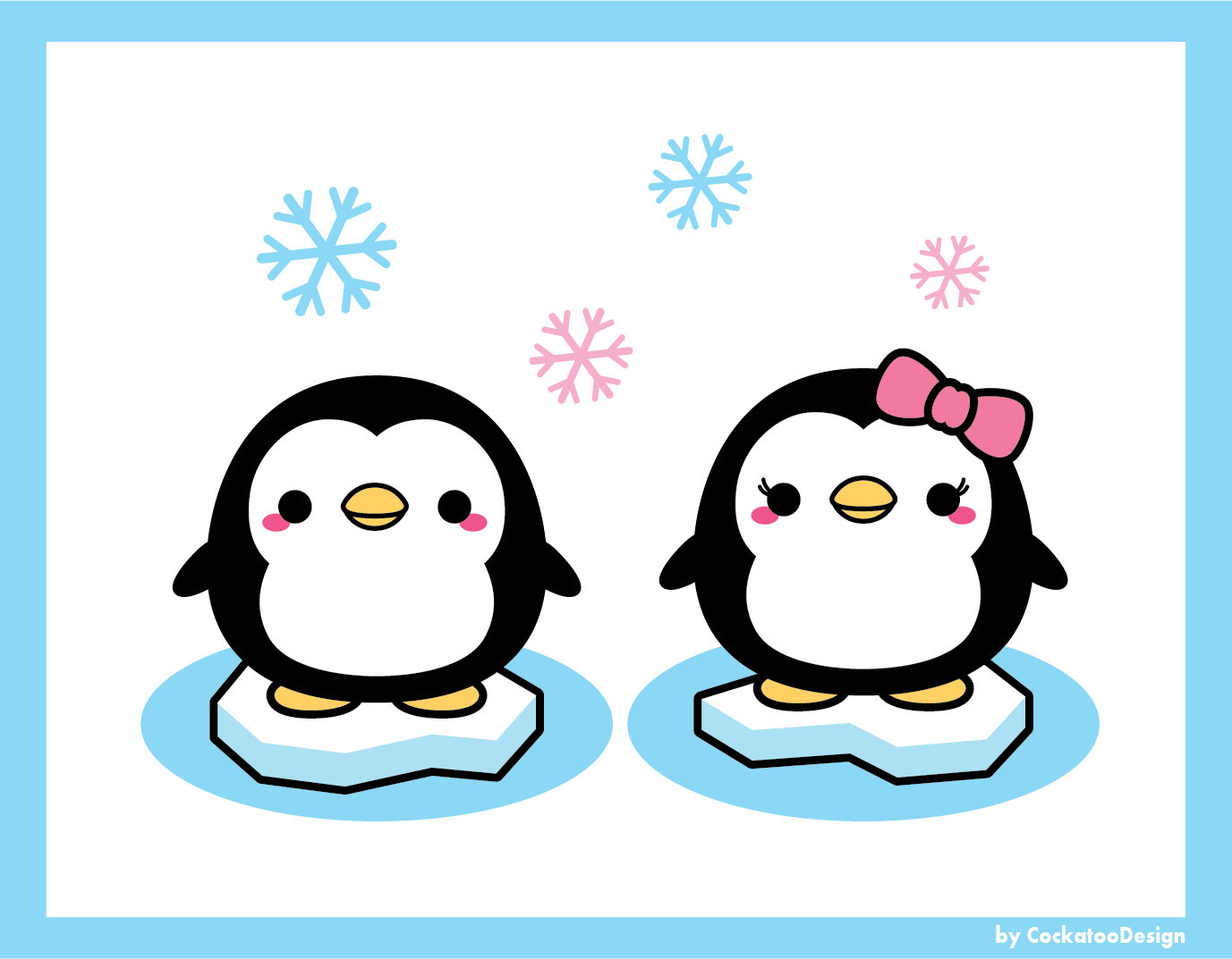 1377x1073 50% Off, Kawaii Penguin Clipart, Cute Penguin Clip Art, Kawaii