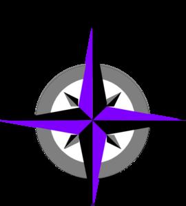 270x300 Rose Compass Clip Art