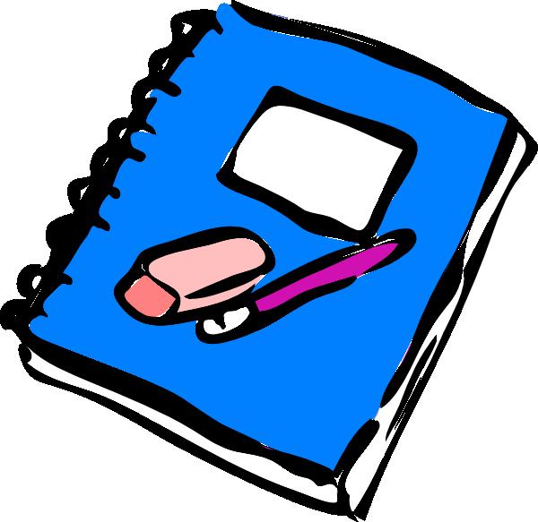 600x583 4 Notebook Clip Art. Clipart Panda