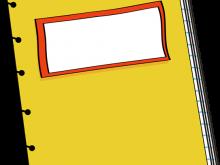 220x165 Spiral Notebook Clipart Spiral Notebook Clip Art Clipart Panda
