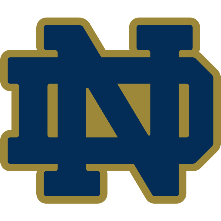 730x730 Collection Of Notre Dame Football Clipart High Quality, Free