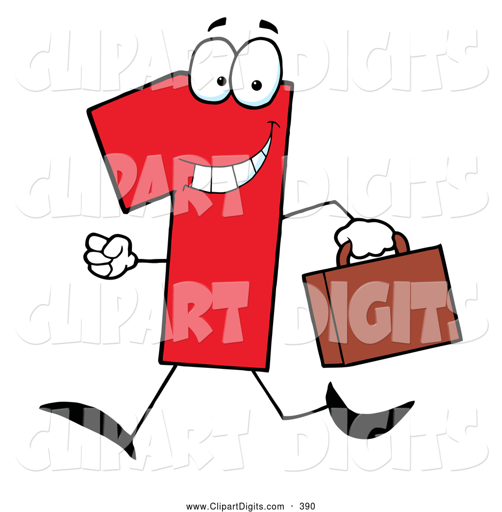 1024x1044 Royalty Free Cartoon Stock Number Designs