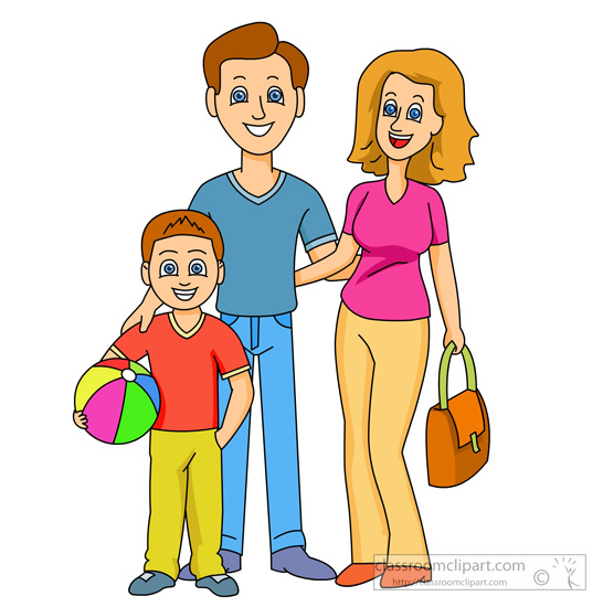 546x550 Free Clipart Mom And Dad