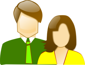 299x228 Mother And Father Clip Art