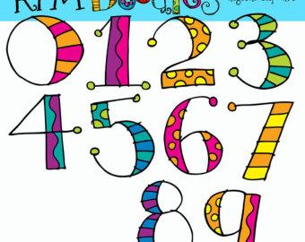340x270 Exclusive Number Clipart Clip Art Numbers 1 Clipartix Black