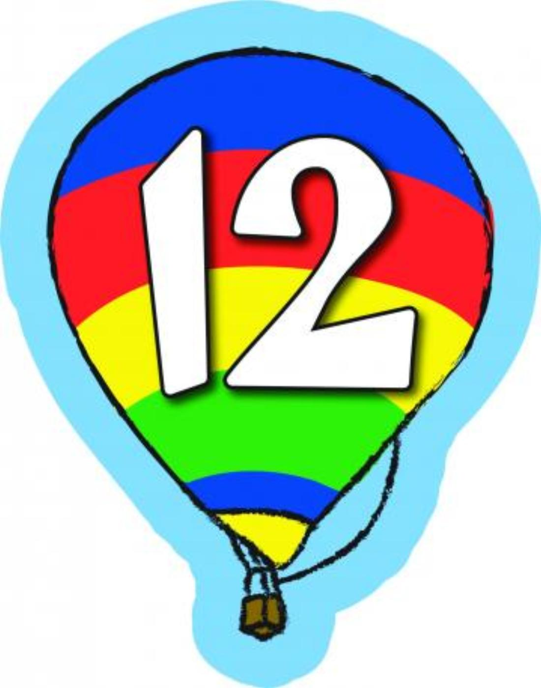 Number 12 Clipart At GetDrawings.com