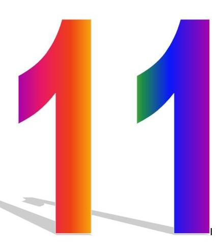 Number 18 Clipart