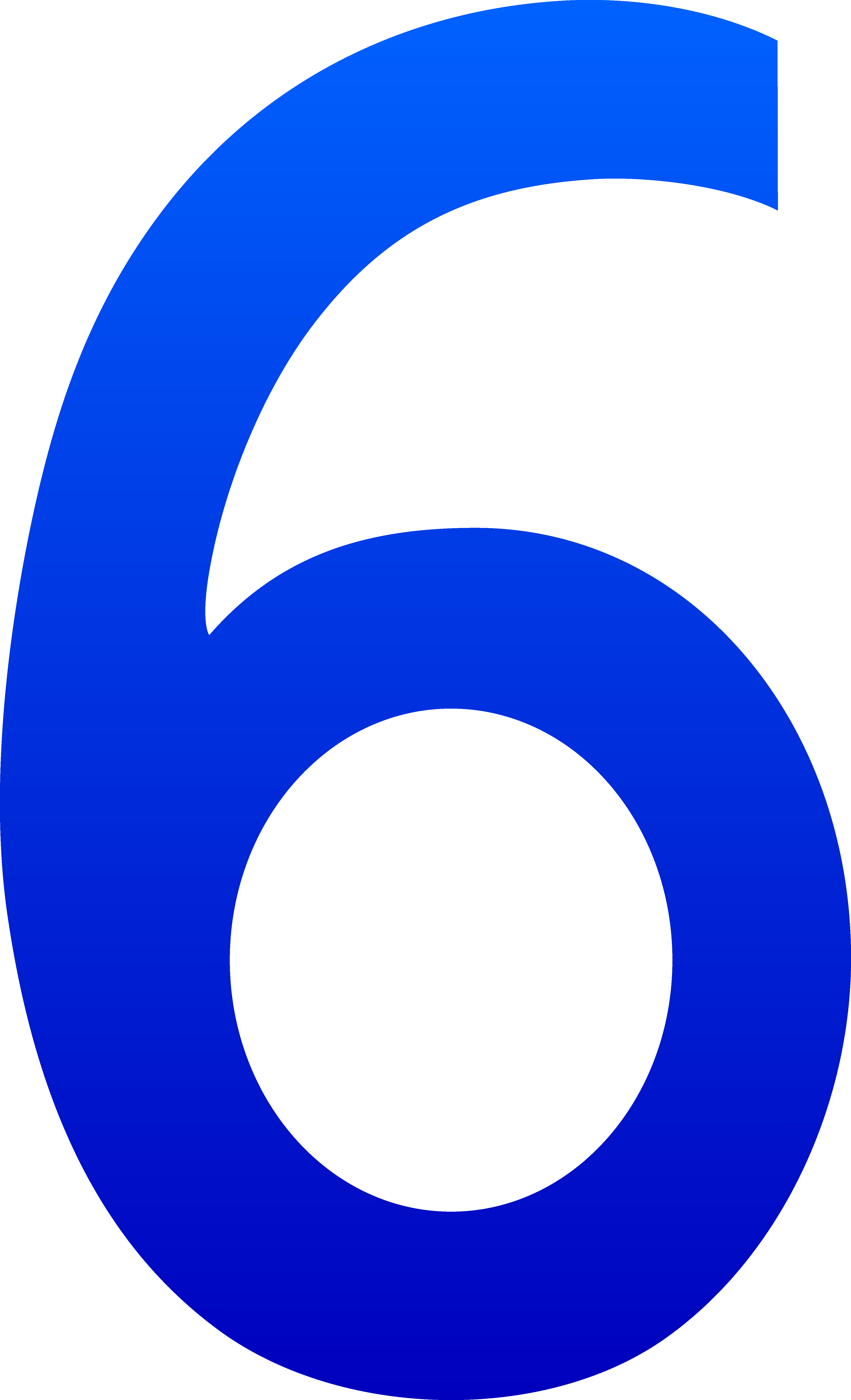 4241x6974 The Number Six