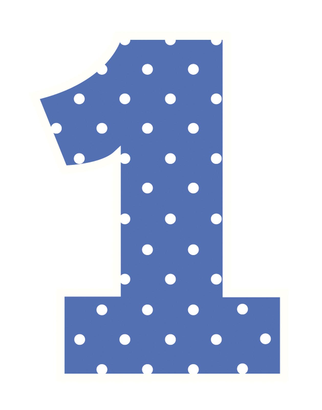 1258x1600 Polka Dot Number 1 Clip Art Clipart