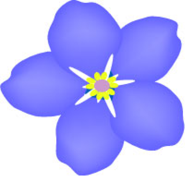 640x600 Top 96 Spring Flowers Clip Art