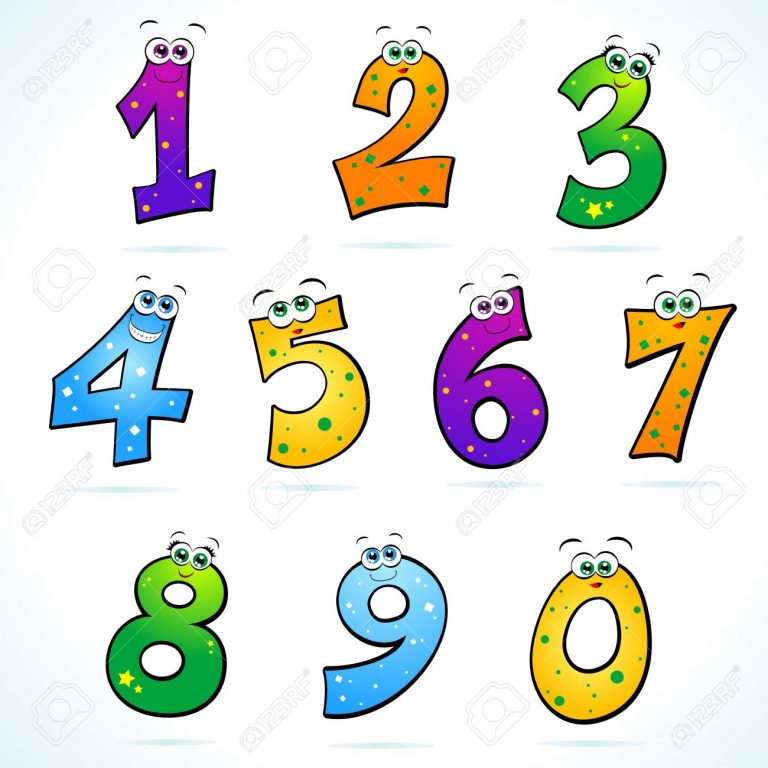768x768 Clipart For Numbers Clipart Free Number 1