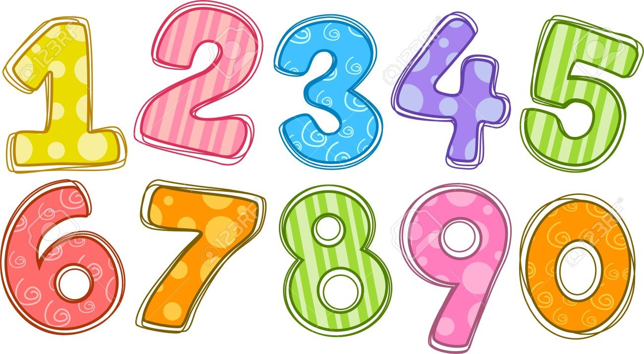 numbers clipart at getdrawings com free for personal use numbers rh getdrawings com numbers clipart black and white numbers clip art color