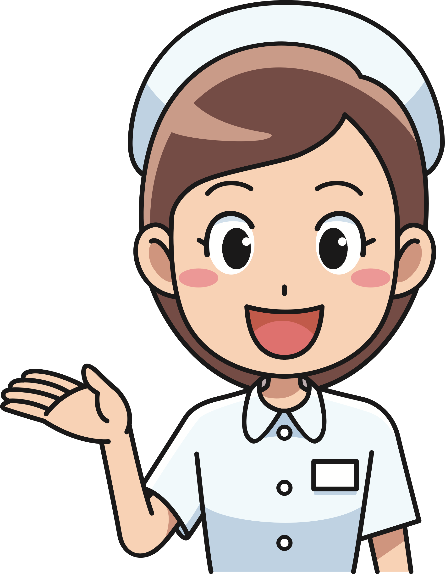 1861x2398 Collection Of Nurse Clipart High Quality, Free Cliparts