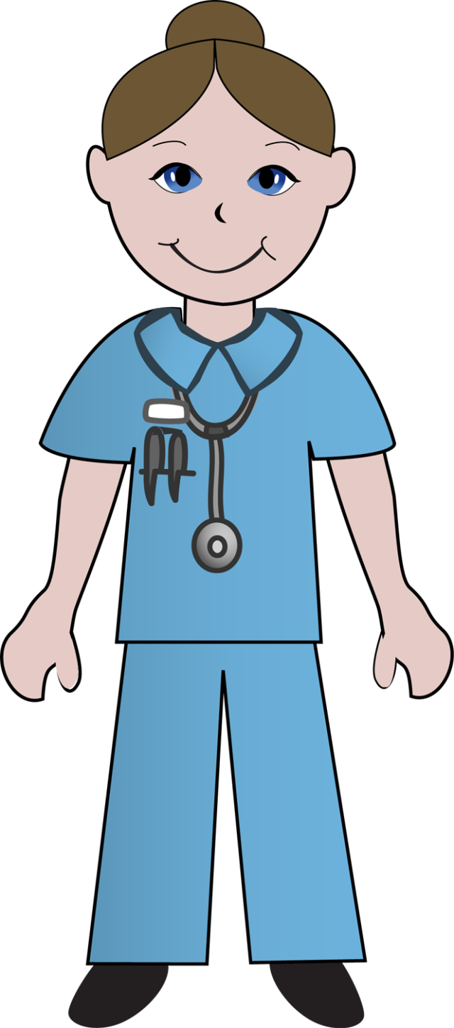 640x1449 Cute Clip Art Of Doctors And Nurses Female Doctor And Clip Art