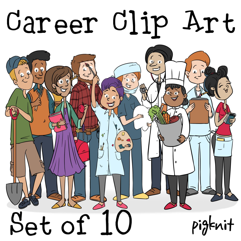 1500x1500 New Career Clipart For Kids