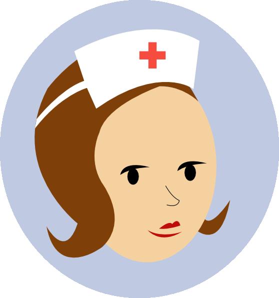 558x596 Chlopaya Nurse Clip Art Free Vector 4vector
