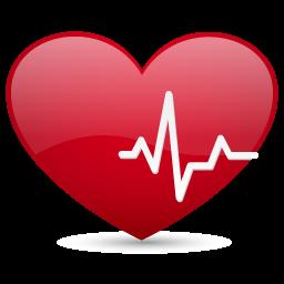 256x256 Nurse Clipart Heart