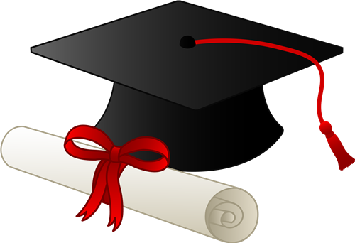 500x342 Nursing Graduation Clipart