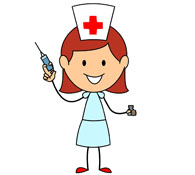 195x175 Nursing Clip Art Free Clipart